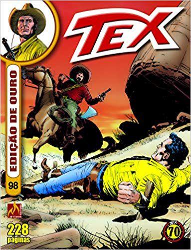 TEX edição de ouro 98