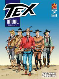 TEX ANUAL Nº 019
