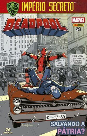 Deadpool - Edição 24 Salvando a Pátria ?
