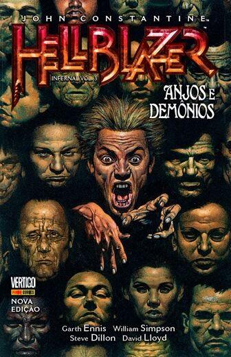 John Constantine Hellblazer: Infernal - Volume 3 Anjos e Demônios