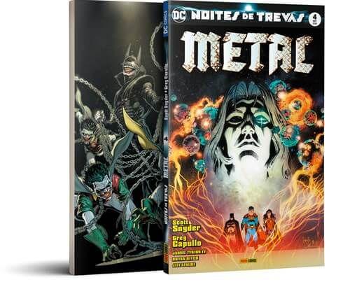 Noites de Trevas: Metal Edição 4