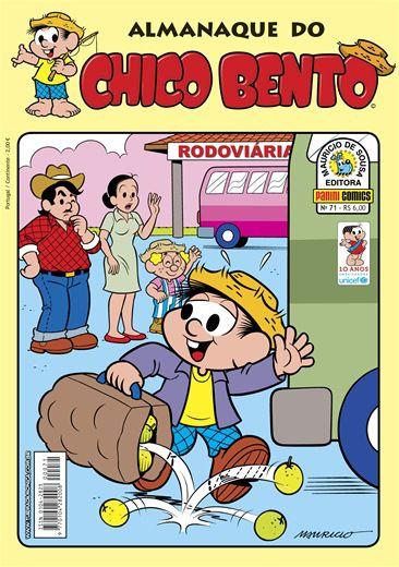 Almanaque do Chico Bento - Edição 71