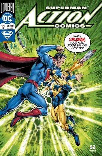 Action Comics: Universo DC - Edição 19