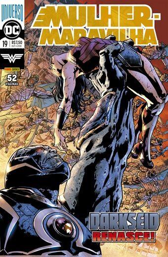 Mulher-Maravilha: Universo DC - Edição 19