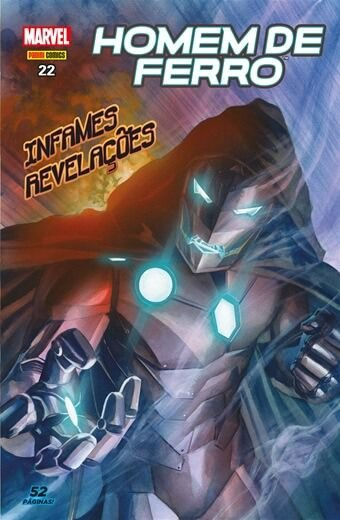 Homem de Ferro - Edição 22