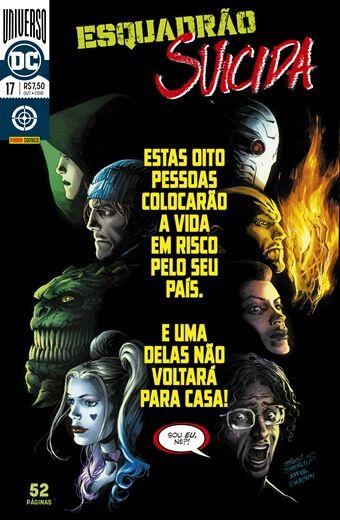 Esquadrão Suicida: Universo DC - Edição 17