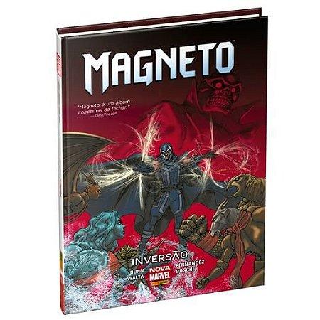 Magneto: Inversão