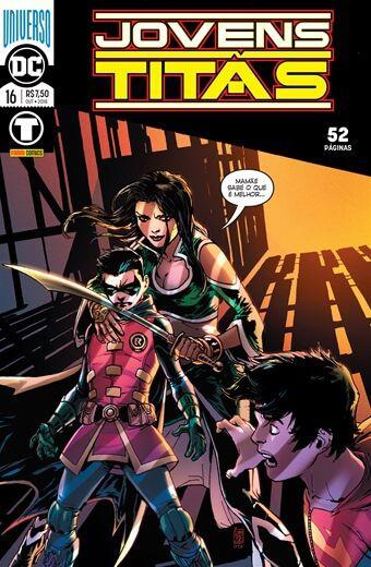 Jovens Titãs: Universo DC - Edição 16