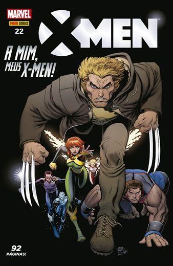 X-men - Edição 22