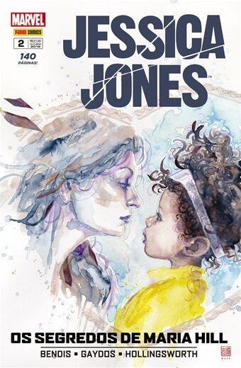 Jessica Jones - Edição 2