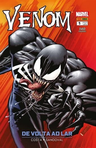 Venom - Edição 1