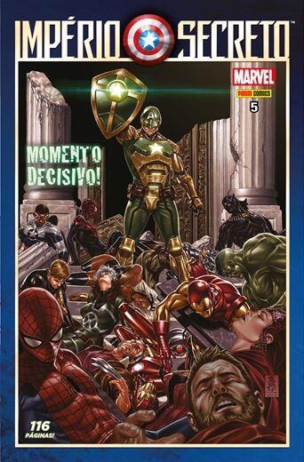 Império Secreto - Edição 5
