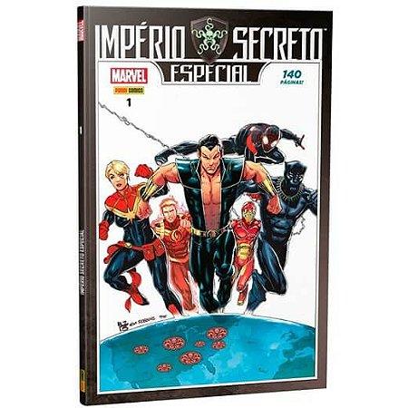 Império Secreto: Especial - Edição 1