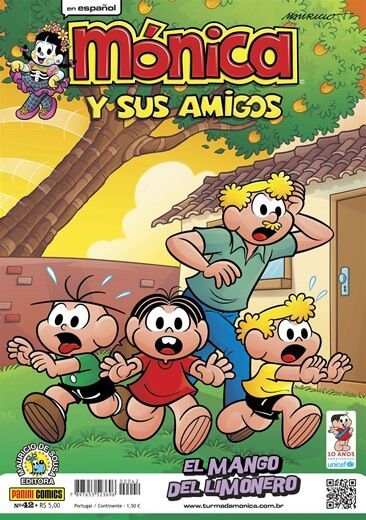Mónica y Sus Amigos - Edição 42