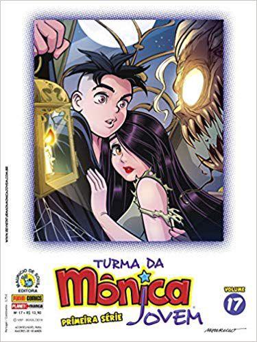 Turma da Mônica Jovem. Primeira Série - Volume 17