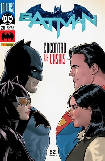 Batman: Universo DC - Edição 20 - Encontro de casais