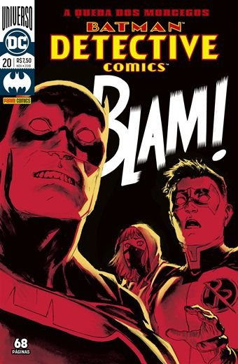 Detective Comics: Universo DC - Edição 20 - A queda dos morcegos