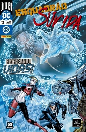 Esquadrão Suicida: Universo DC - Edição 18 Hackeando Vidas!