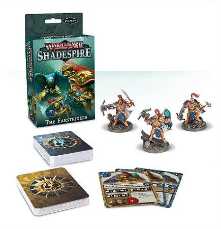 WH UNDERWORLDS: THE FARSTRIDERS expansão Shadespire