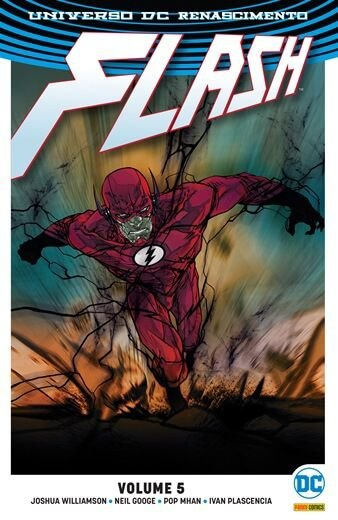 Flash: Renascimento - Volume 5