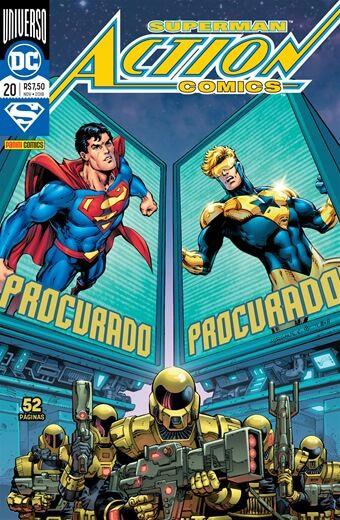 Action Comics: Universo DC - Edição 20 Procurado