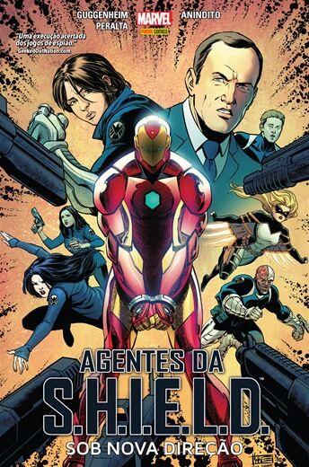 Agentes da Shield Sob nova direção