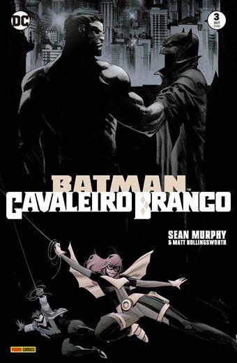 Batman Cavaleiro Branco Edição 3
