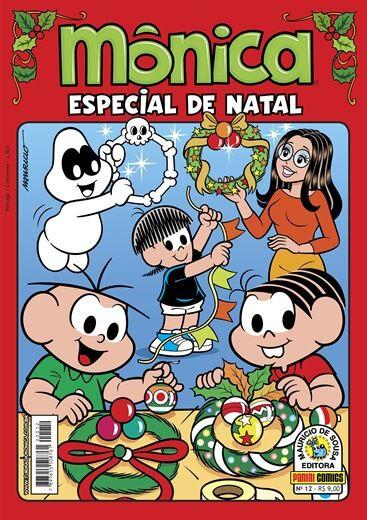 Gibi da Mônica Especial de Natal - Edição 12