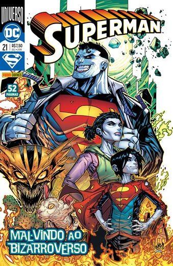 Superman: Universo DC - Edição 21 Mal-Vindo ao Bizarroverso