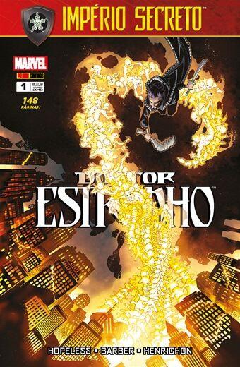 Doutor Estranho - Edição 1 Império Secreto