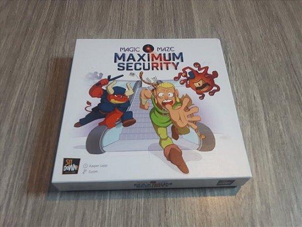 Magic Maze: Maximum Security (2017)