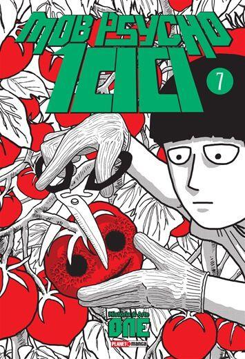 Mob Psycho 100 - Edição 7
