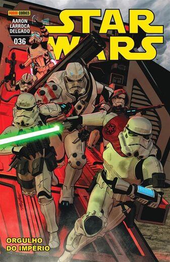 Star Wars - Edição 36 Orgulho do império