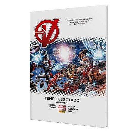 Vingadores: Tempo esgotado Volume 4