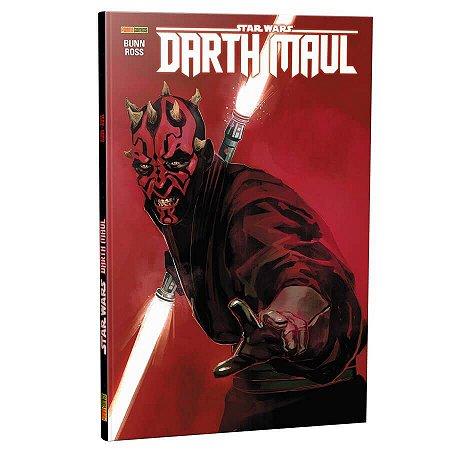 Star Wars: Darth Maul Capa Cartão
