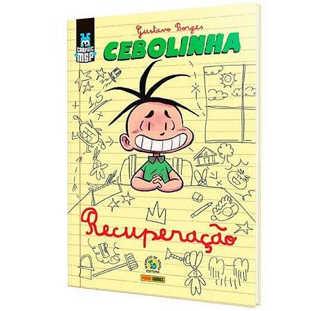 Cebolinha: Recuperação Capa Dura