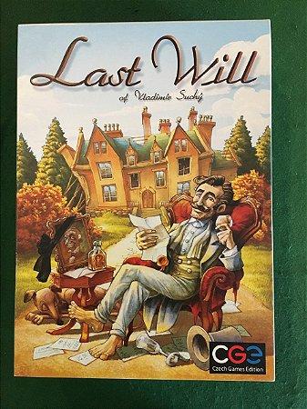 Last Will (Sleevado)