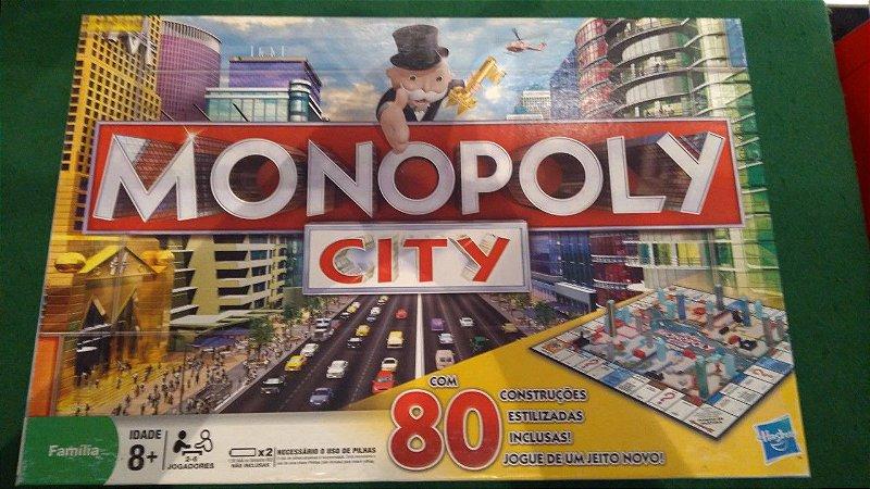 Monopoly City (Usado)