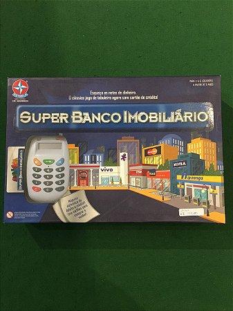 Super Banco Imobiliario (Usado)