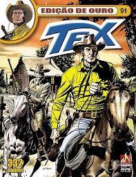 Tex Edição de Ouro Nº 91