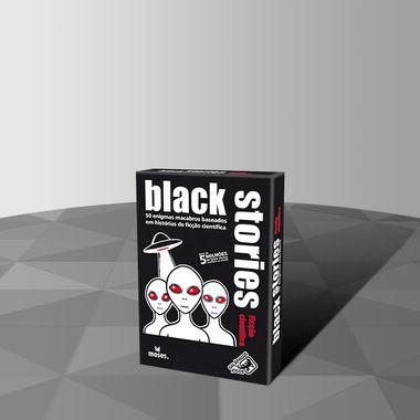 BLACK STORIES FICÇÃO CIENTIFICA