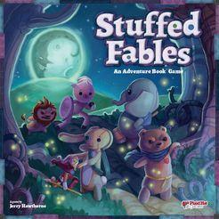 STUFFED FABLES - Um Livro de Aventura.