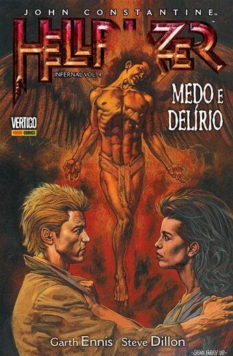Jhon Constantine, Hellblazer: Infernal - Volume 4