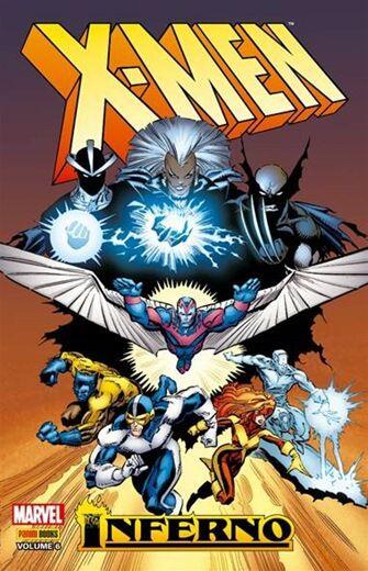 X-Men Inferno - Volume 6