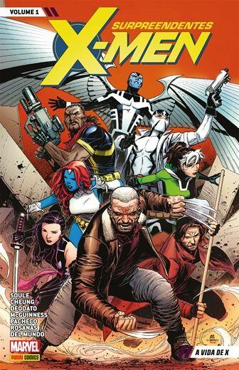 Surpreendentes X-Men - Volume 1