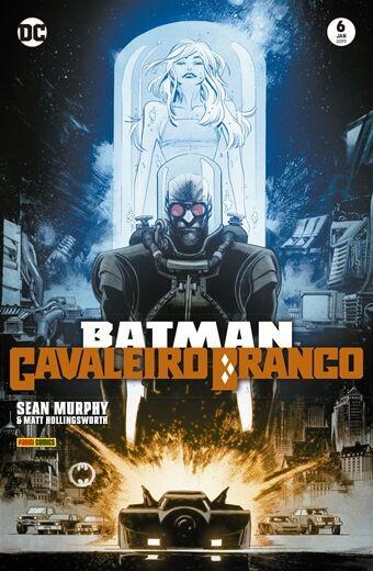 Batman cavaleiro branco - EDIÇÃO 06