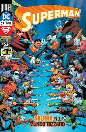 Superman (Renascimento) nº 22