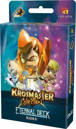 Eternal Deck Temporada 1 - Expansao, Krosmaster Arena