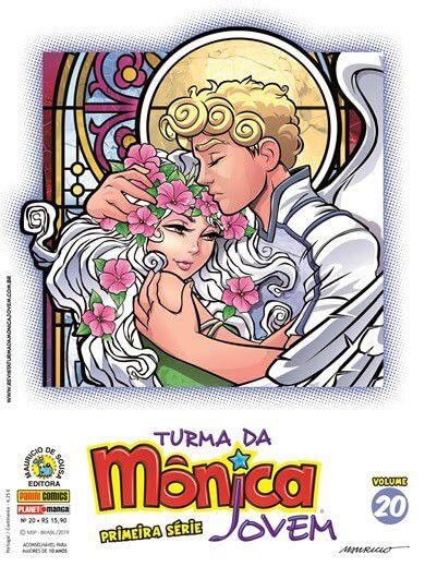 Turma da Mônica Jovem - Volume 20 - Primeira Série