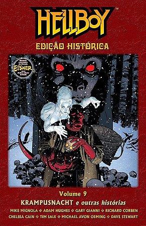 Hellboy - Edição Histórica n° 9